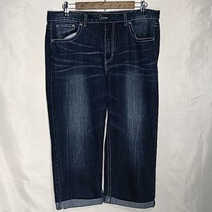 Cato Ankle Jeans Size 14